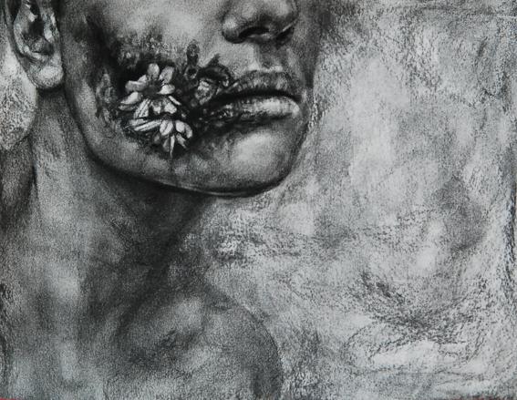 Ada Muntean – solo show Black Fire @ Muzeul de Artă Brasov (25)