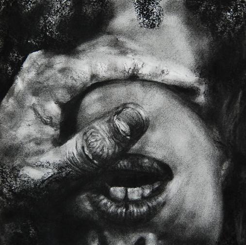 Ada Muntean – solo show Black Fire @ Muzeul de Artă Brasov (28)