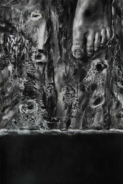 Ada Muntean – solo show Black Fire @ Muzeul de Artă Brasov (29)