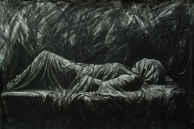 Ada Muntean – solo show Black Fire @ Muzeul de Artă Brasov (36)