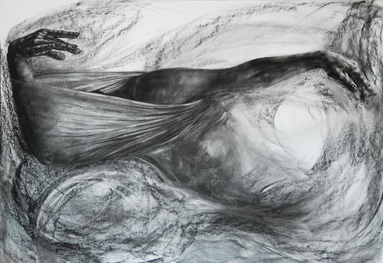 Ada Muntean – solo show Black Fire @ Muzeul de Artă Brasov (37)