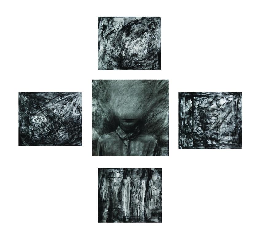 Ada Muntean – solo show Black Fire @ Muzeul de Artă Brasov (40)