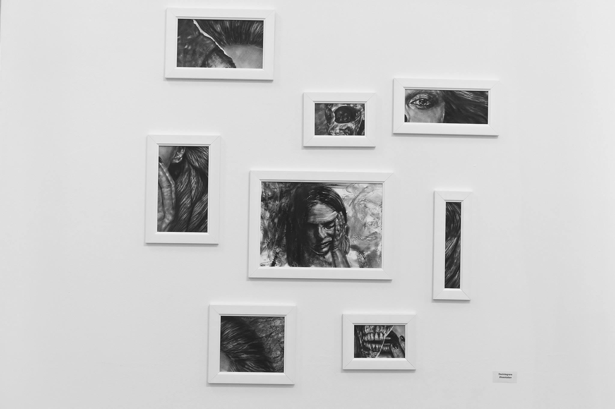 Ada Muntean – solo show Black Fire @ Muzeul de Artă Brasov (43)