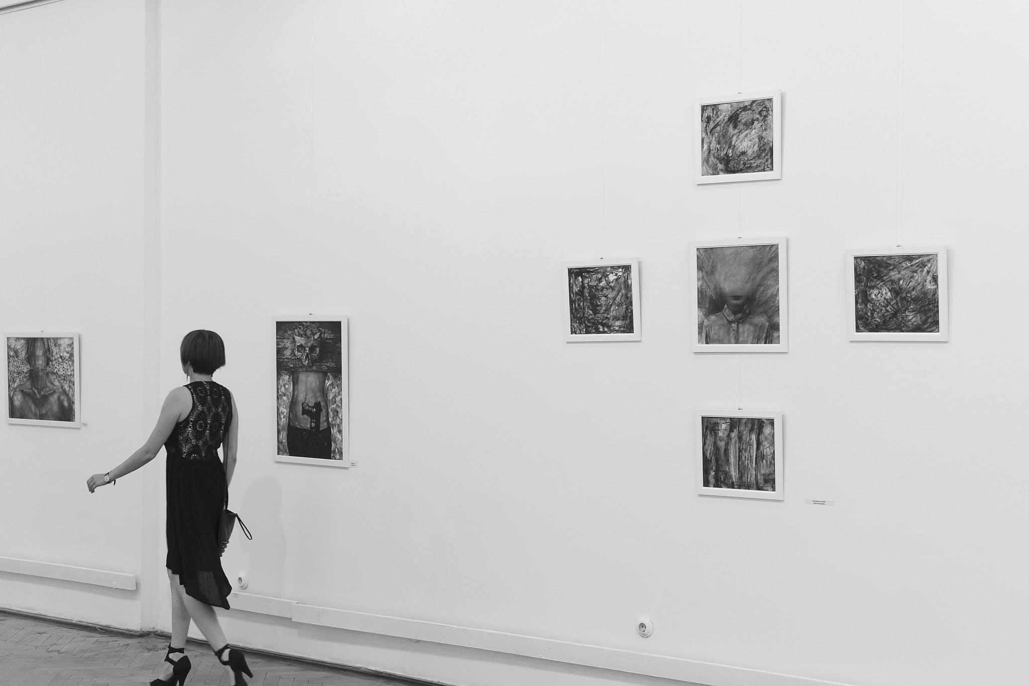 Ada Muntean – solo show Black Fire @ Muzeul de Artă Brasov (45)