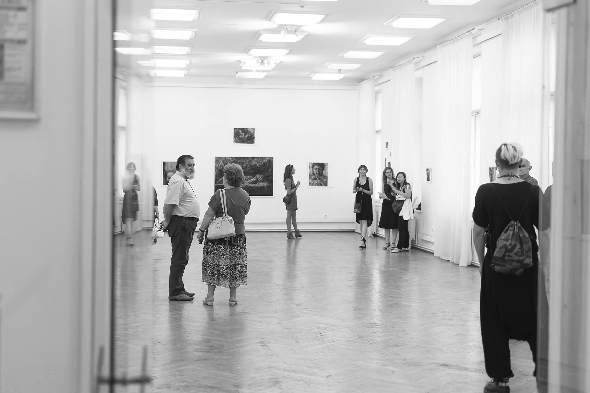 Ada Muntean – solo show Black Fire @ Muzeul de Artă Brasov (46)