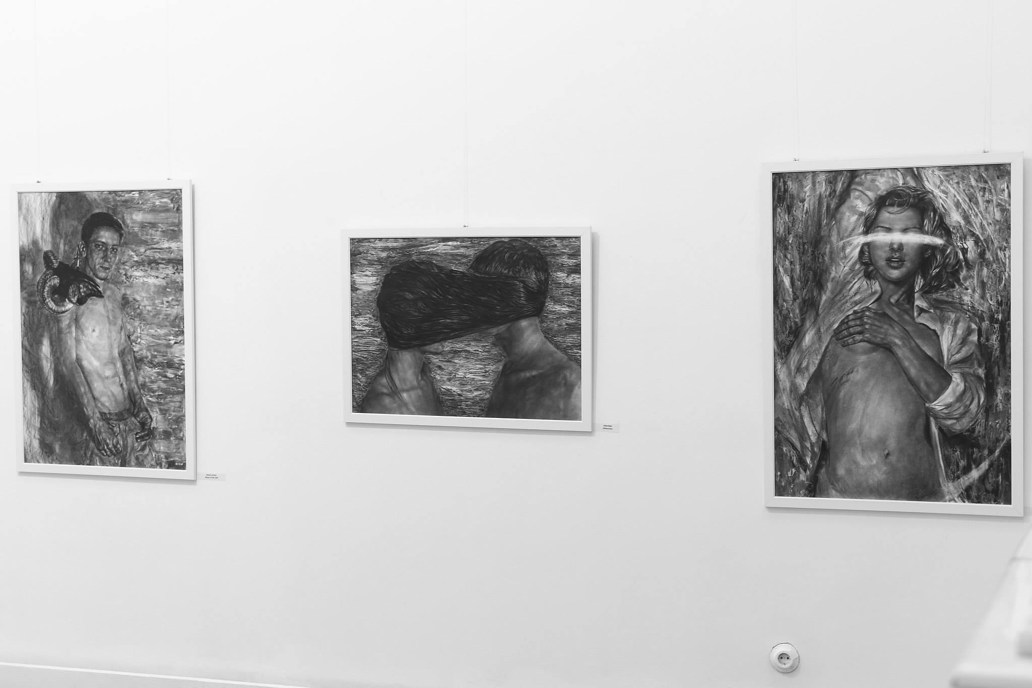 Ada Muntean – solo show Black Fire @ Muzeul de Artă Brasov (47)