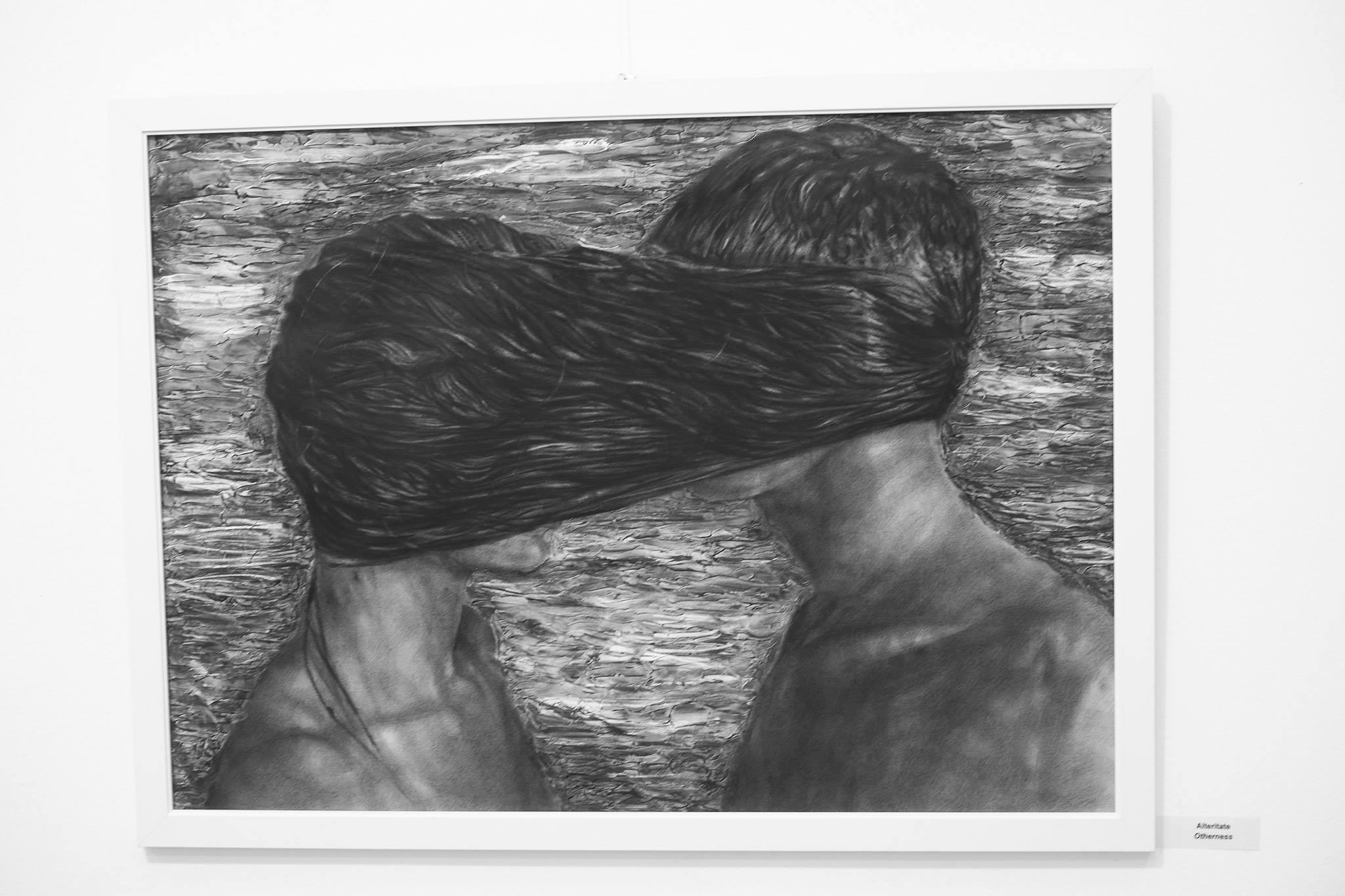 Ada Muntean – solo show Black Fire @ Muzeul de Artă Brasov (49)