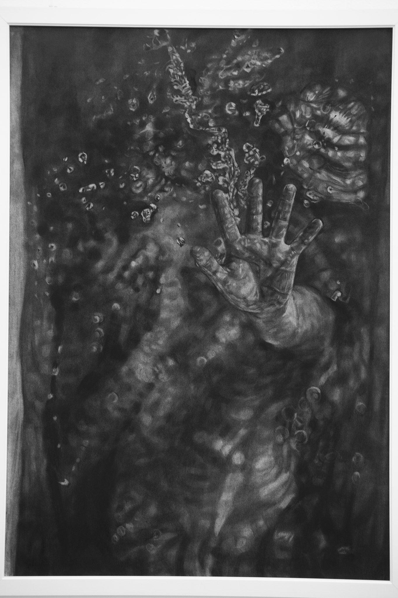 Ada Muntean – solo show Black Fire @ Muzeul de Artă Brasov (50)