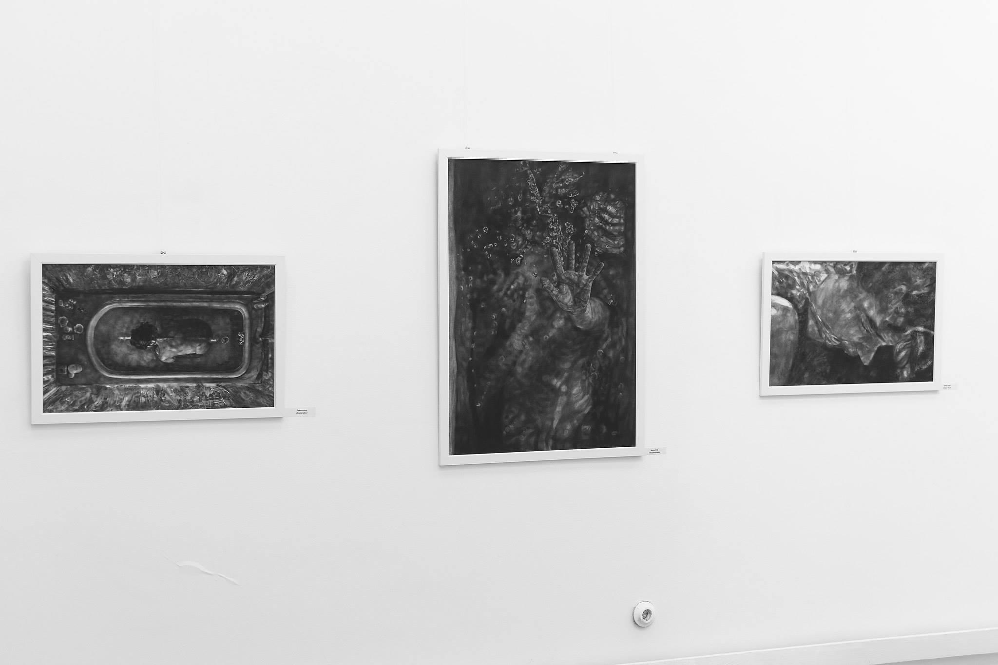 Ada Muntean – solo show Black Fire @ Muzeul de Artă Brasov (51)