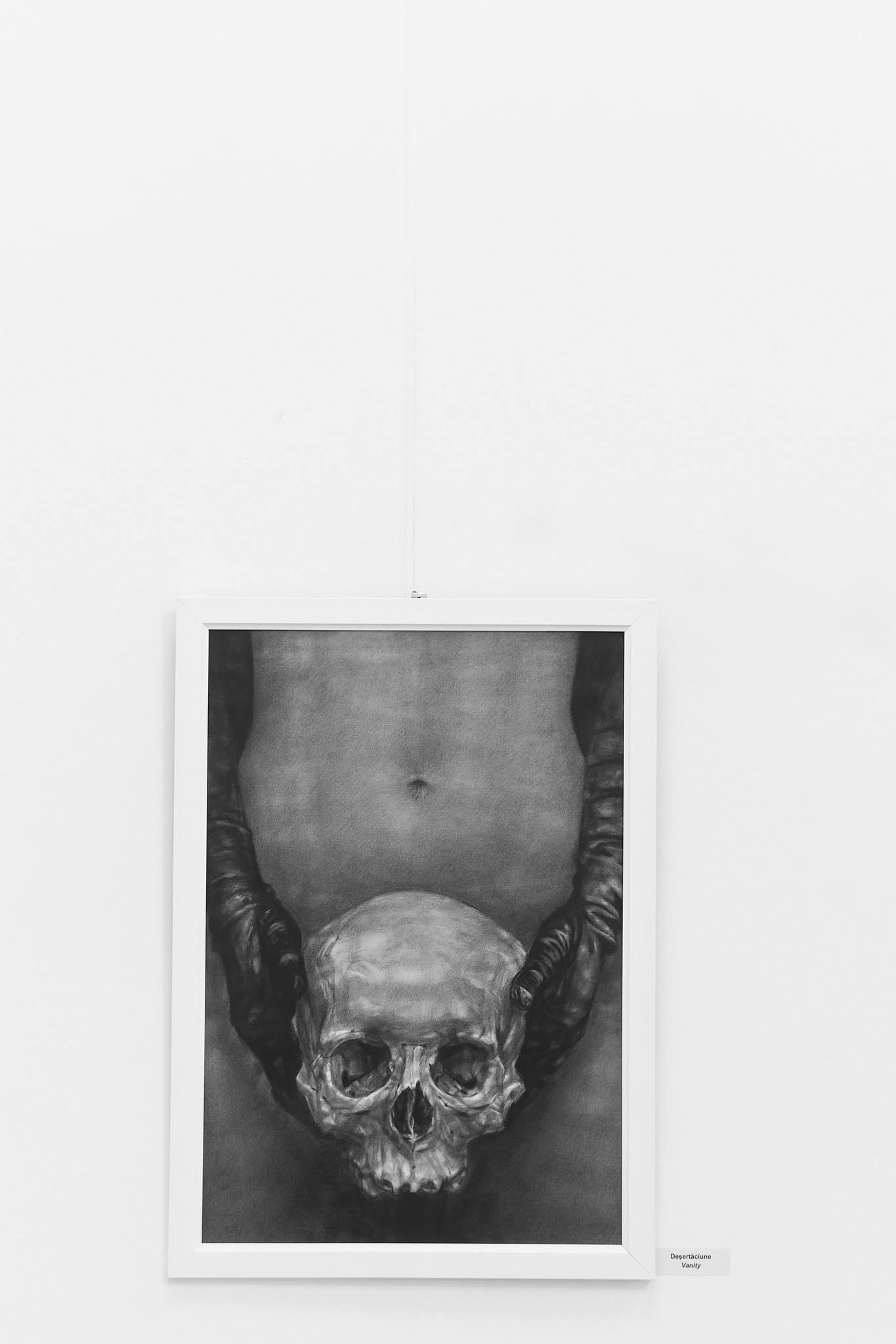 Ada Muntean – solo show Black Fire @ Muzeul de Artă Brasov (52)
