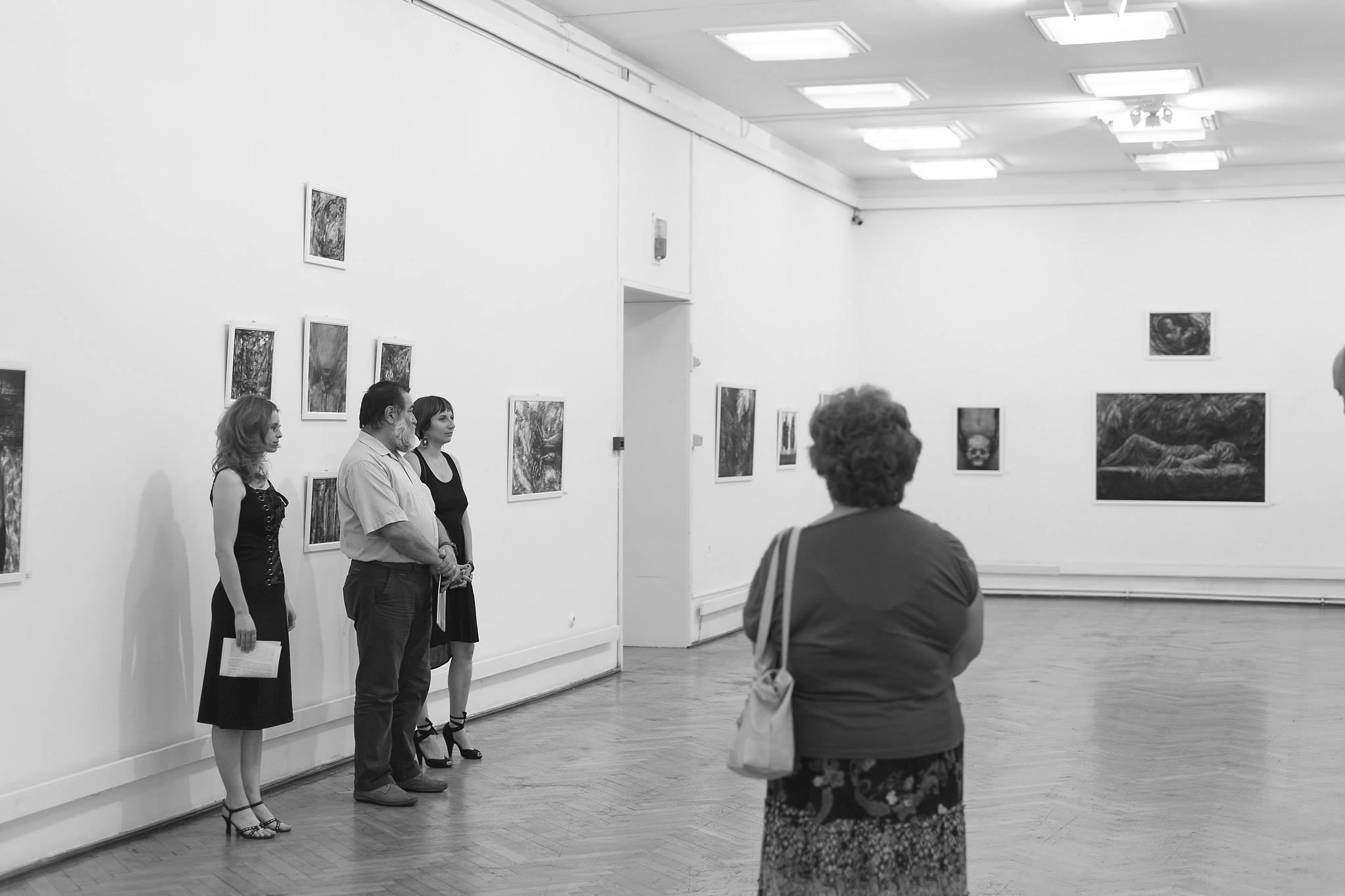 Ada Muntean – solo show Black Fire @ Muzeul de Artă Brasov (59)