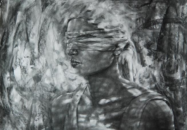 Ada Muntean – solo show Black Fire @ Muzeul de Artă Brasov (6)