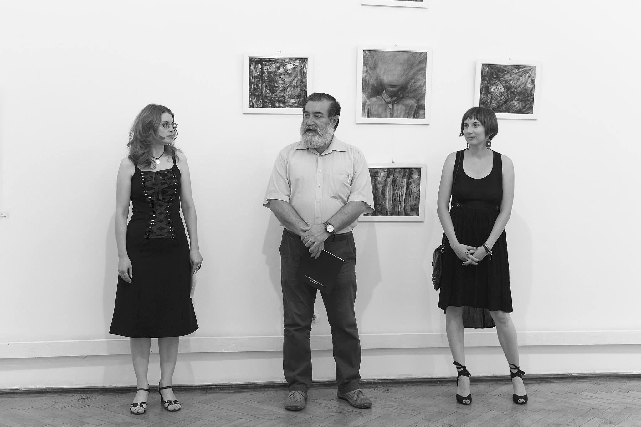 Ada Muntean – solo show Black Fire @ Muzeul de Artă Brasov (60)