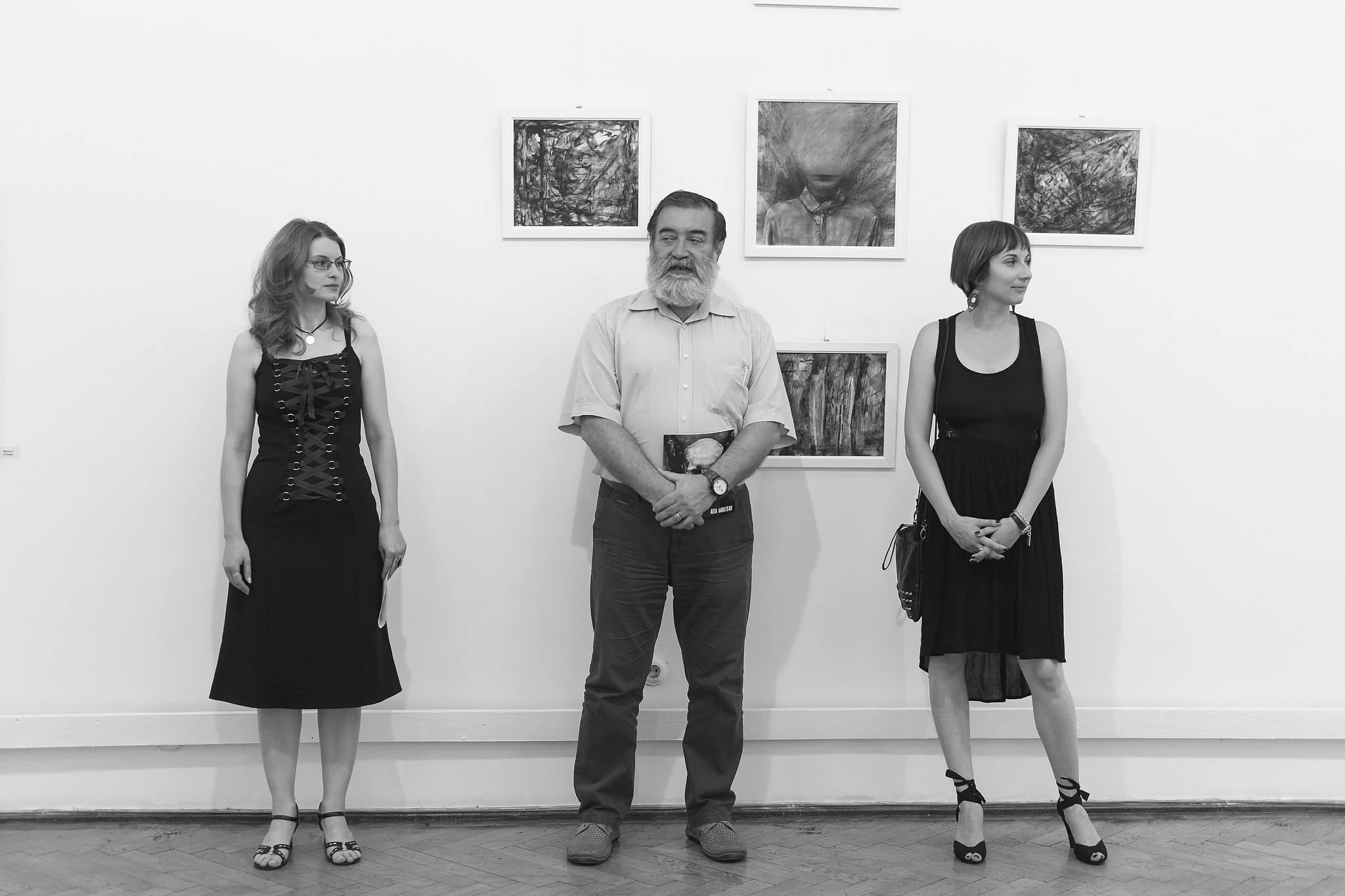 Ada Muntean – solo show Black Fire @ Muzeul de Artă Brasov (61)
