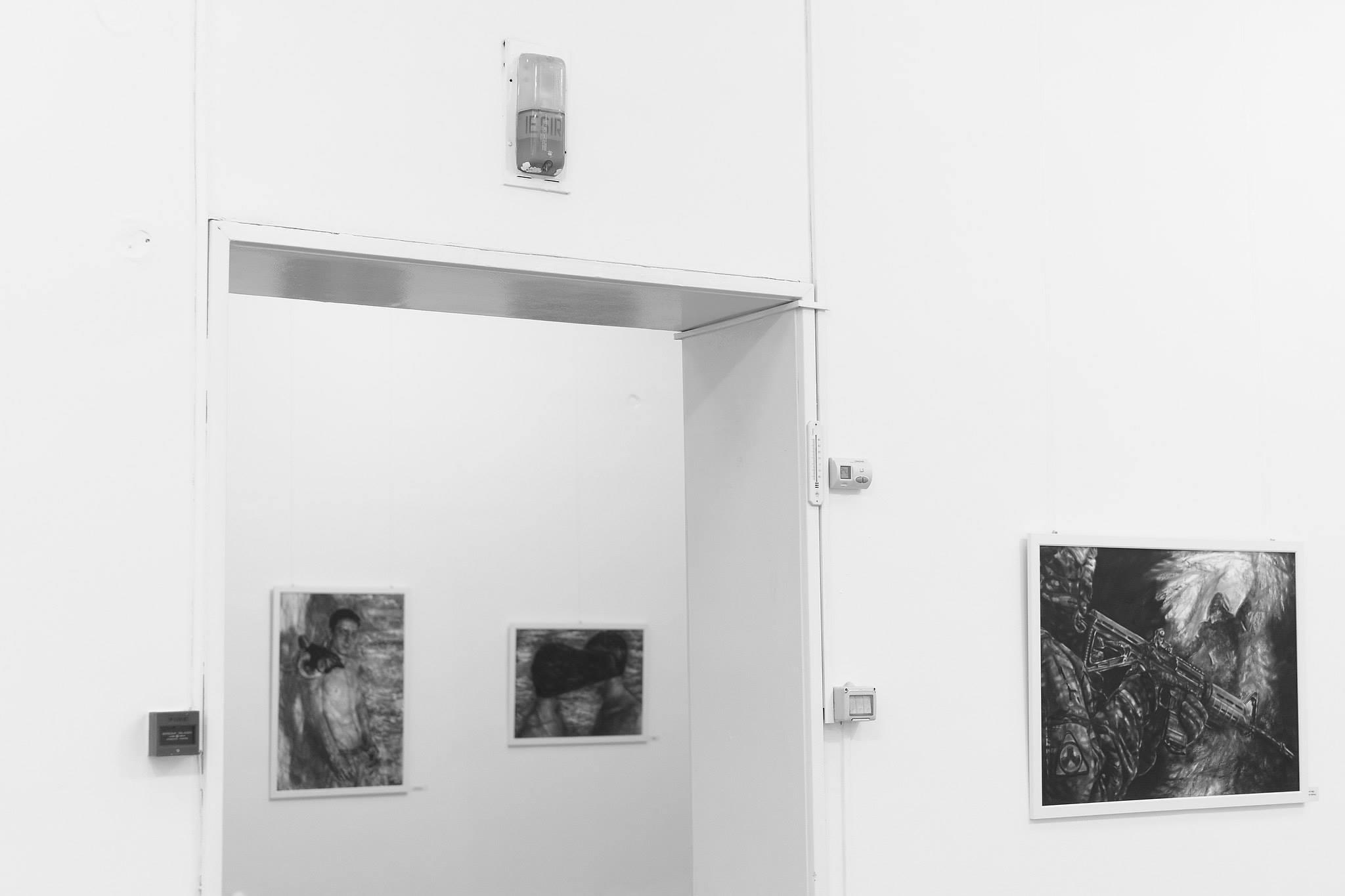 Ada Muntean – solo show Black Fire @ Muzeul de Artă Brasov (62)
