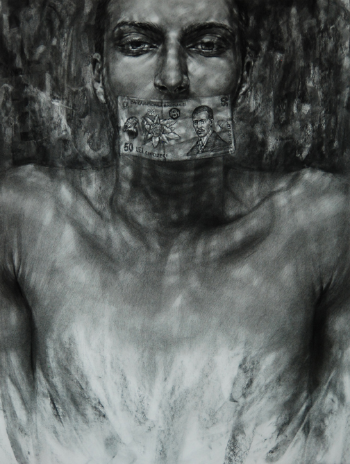 Ada Muntean – solo show Black Fire @ Muzeul de Artă Brasov (7)