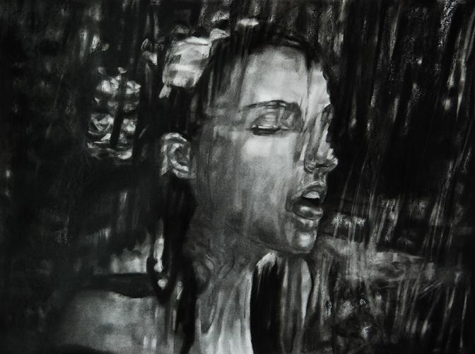 Ada Muntean – solo show Black Fire @ Muzeul de Artă Brasov (8)