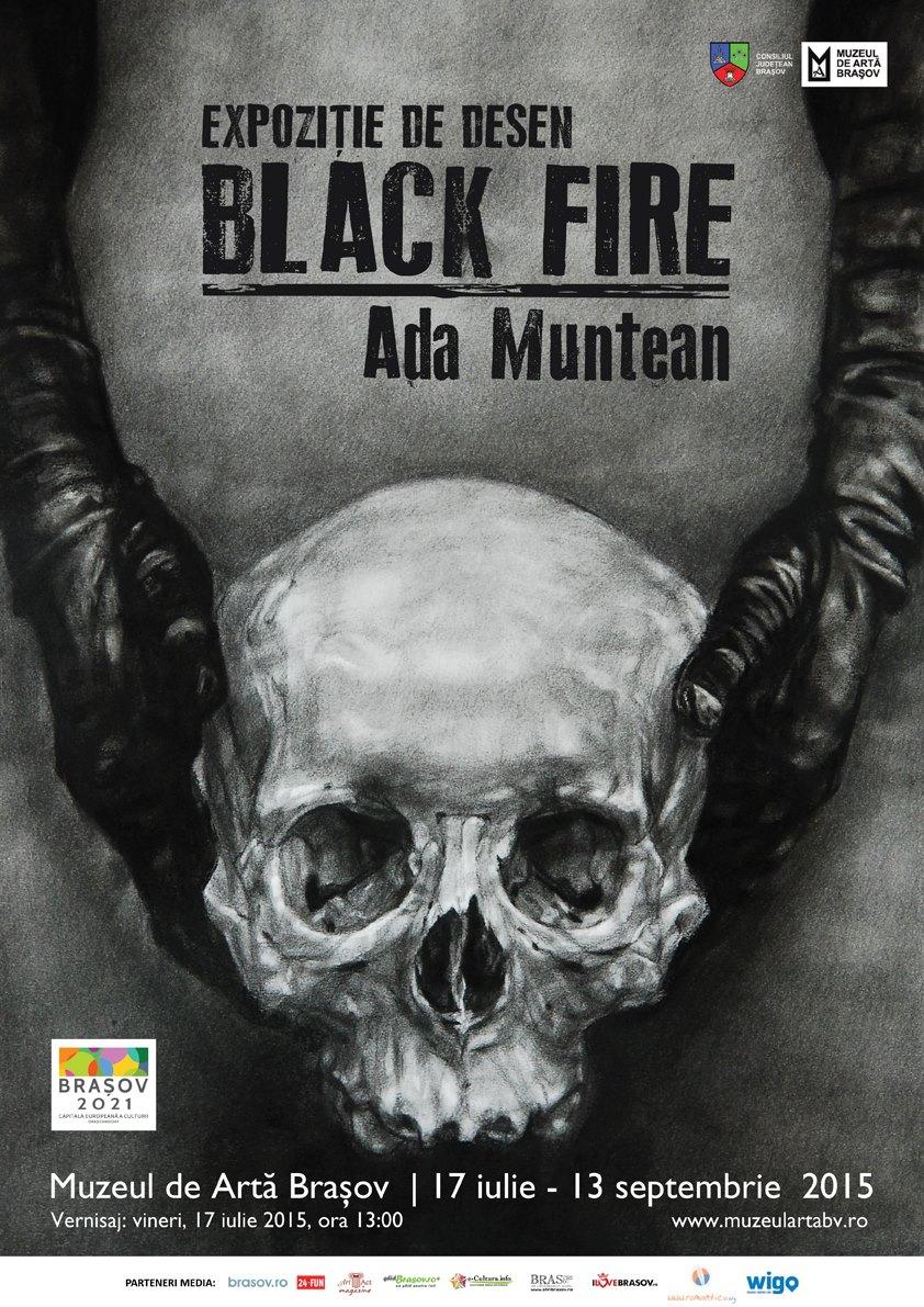 Ada Muntean Black Fire Afis