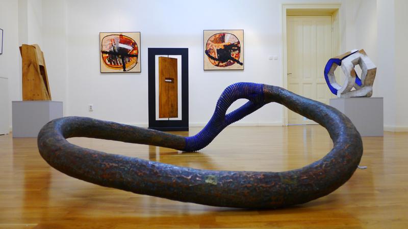 Expozitia de Sculptura-Desen, a sculptorilor Nicolae Fleissig si Maxim Dumitras (11)