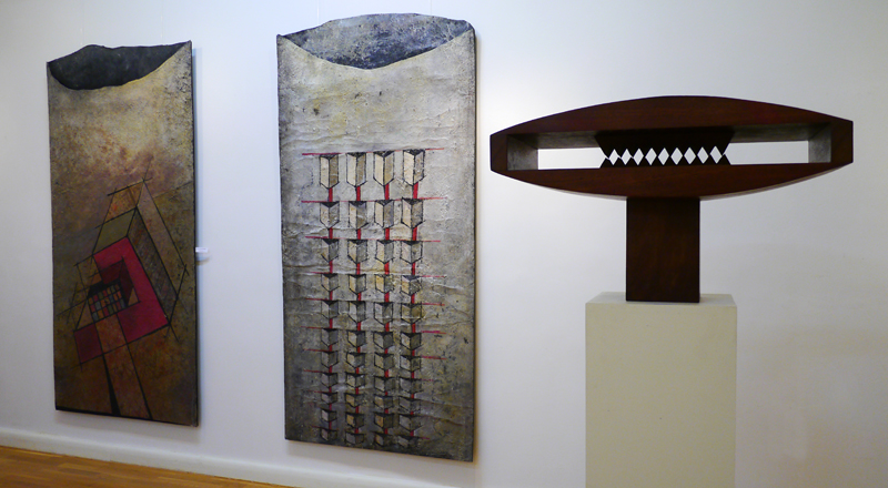 Expozitia de Sculptura-Desen, a sculptorilor Nicolae Fleissig si Maxim Dumitras (3)