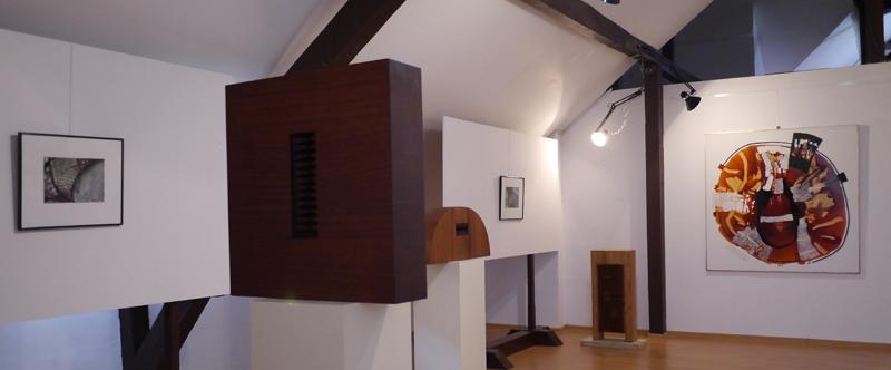 Expozitia de Sculptura-Desen, a sculptorilor Nicolae Fleissig si Maxim Dumitras (6)