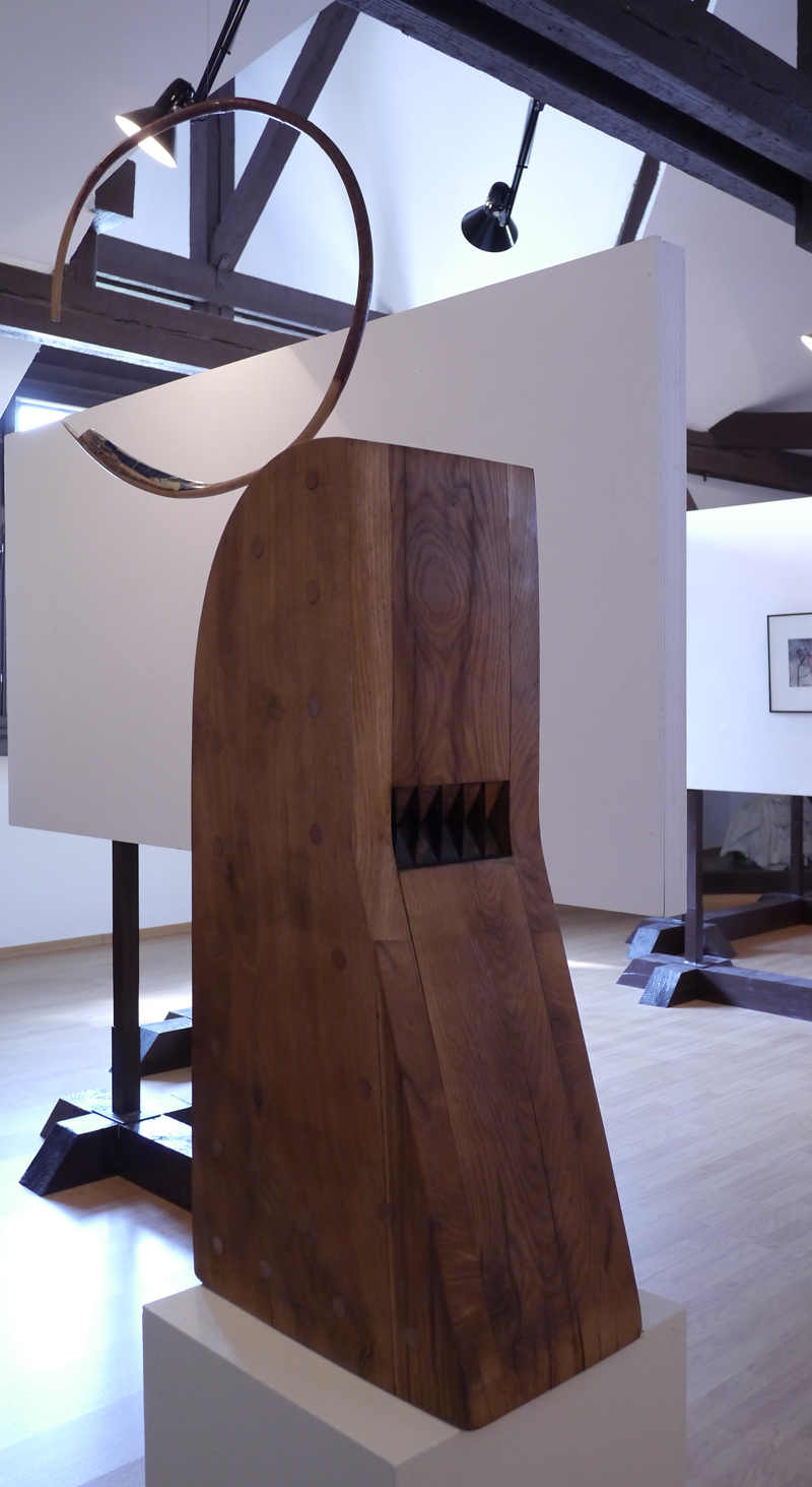 Expozitia de Sculptura-Desen, a sculptorilor Nicolae Fleissig si Maxim Dumitras (8)