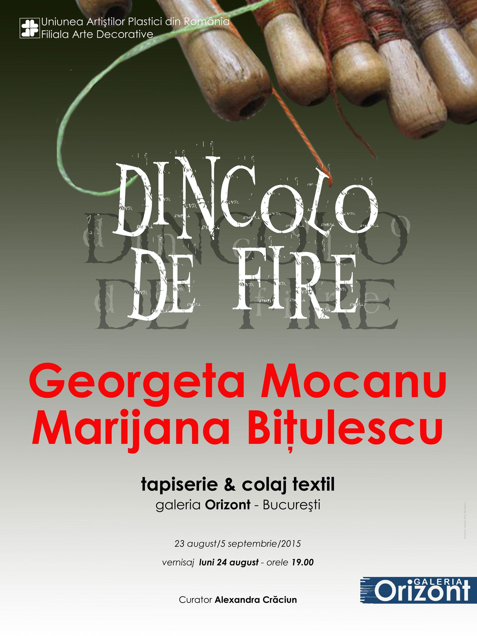 Georgeta Mocanu & Marijana Bițulescu