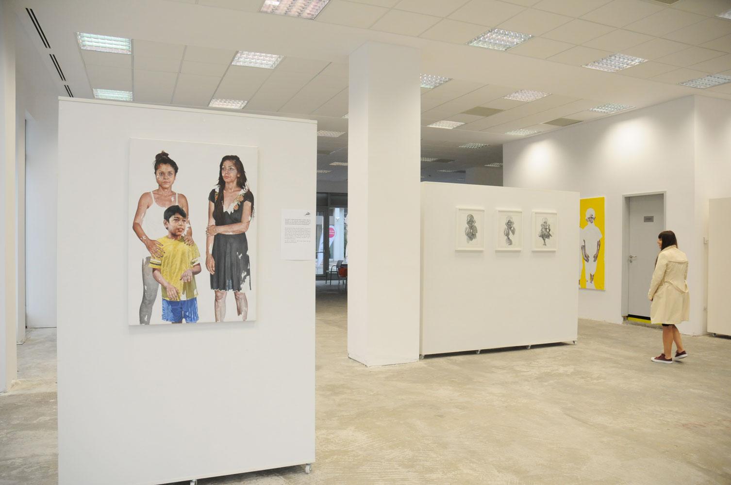 Daniel Brici, solo show Copiii care nu se vad @ Nasui collection & gallery Bucuresti (11)
