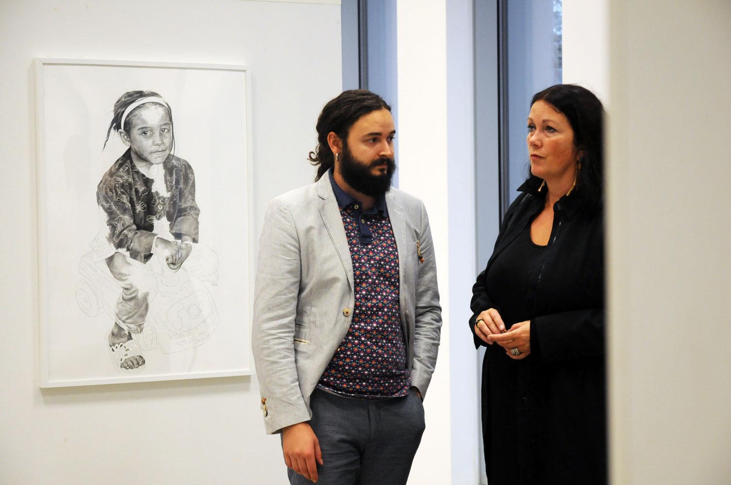 Daniel Brici, solo show Copiii care nu se vad @ Nasui collection & gallery Bucuresti (18)