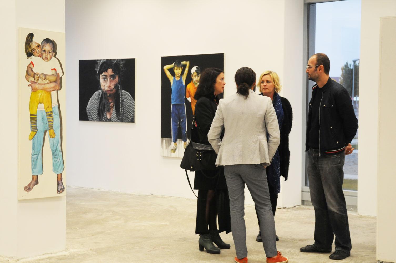 Daniel Brici, solo show Copiii care nu se vad @ Nasui collection & gallery Bucuresti (19)