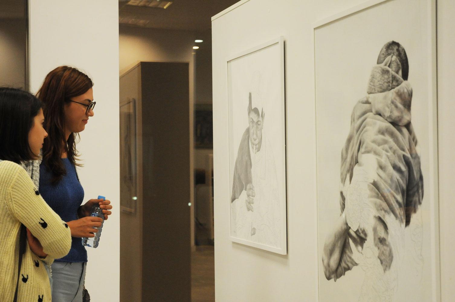 Daniel Brici, solo show Copiii care nu se vad @ Nasui collection & gallery Bucuresti (21)