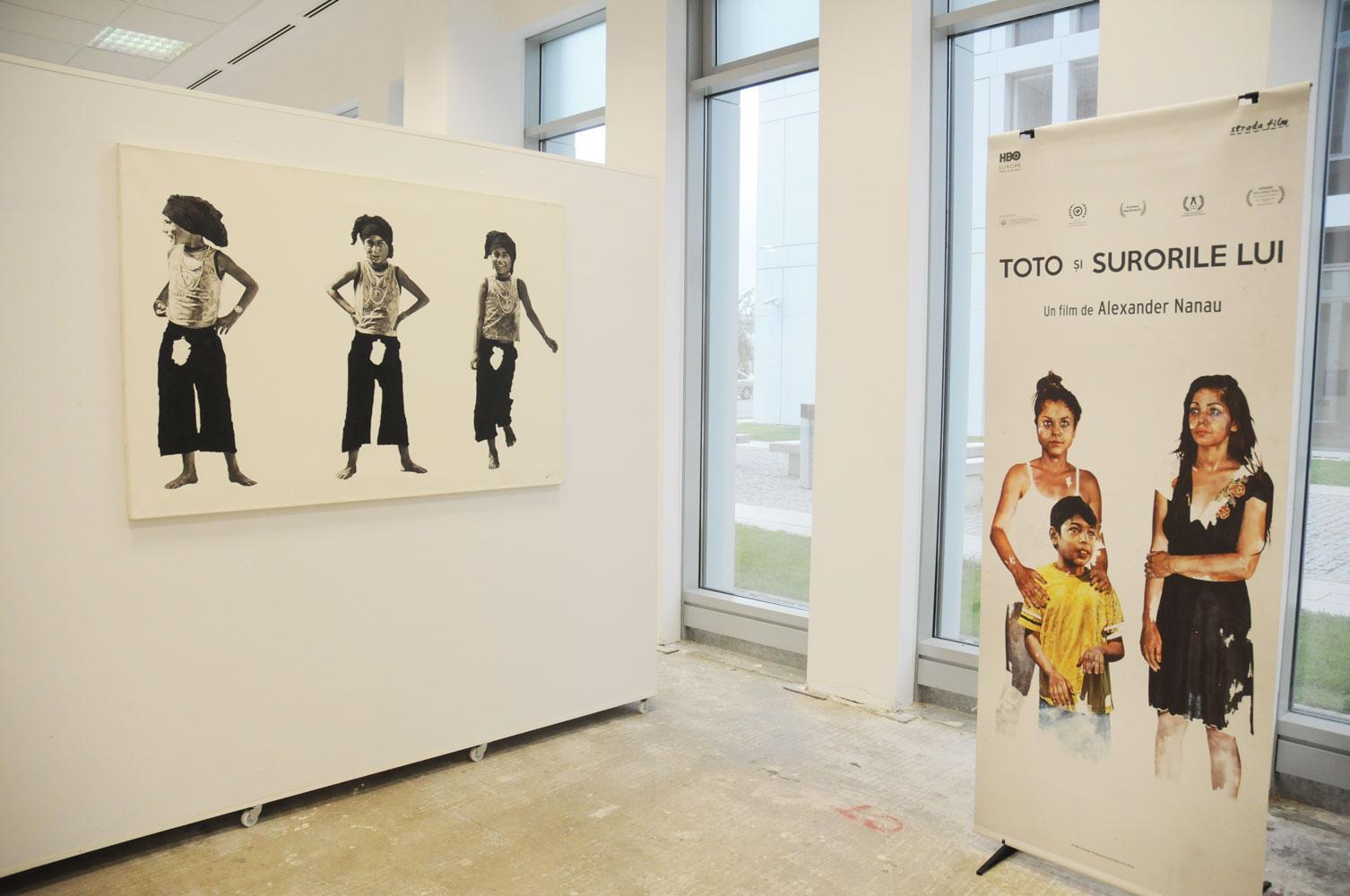 Daniel Brici, solo show Copiii care nu se vad @ Nasui collection & gallery Bucuresti (4)