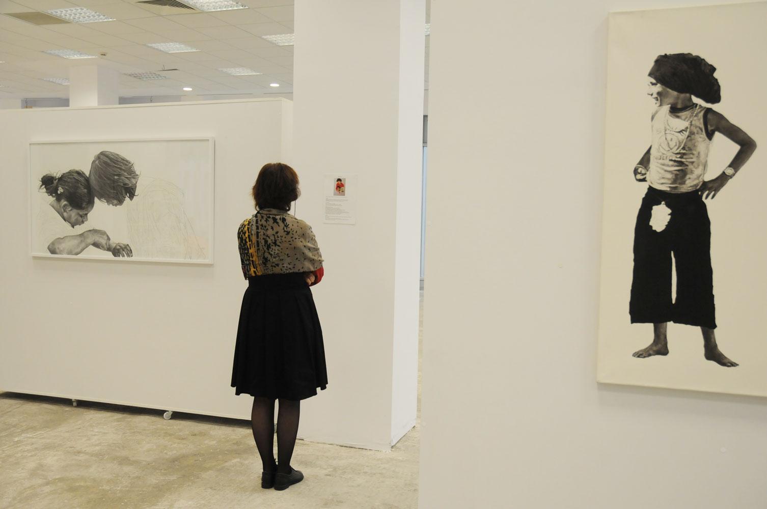 Daniel Brici, solo show Copiii care nu se vad @ Nasui collection & gallery Bucuresti (5)