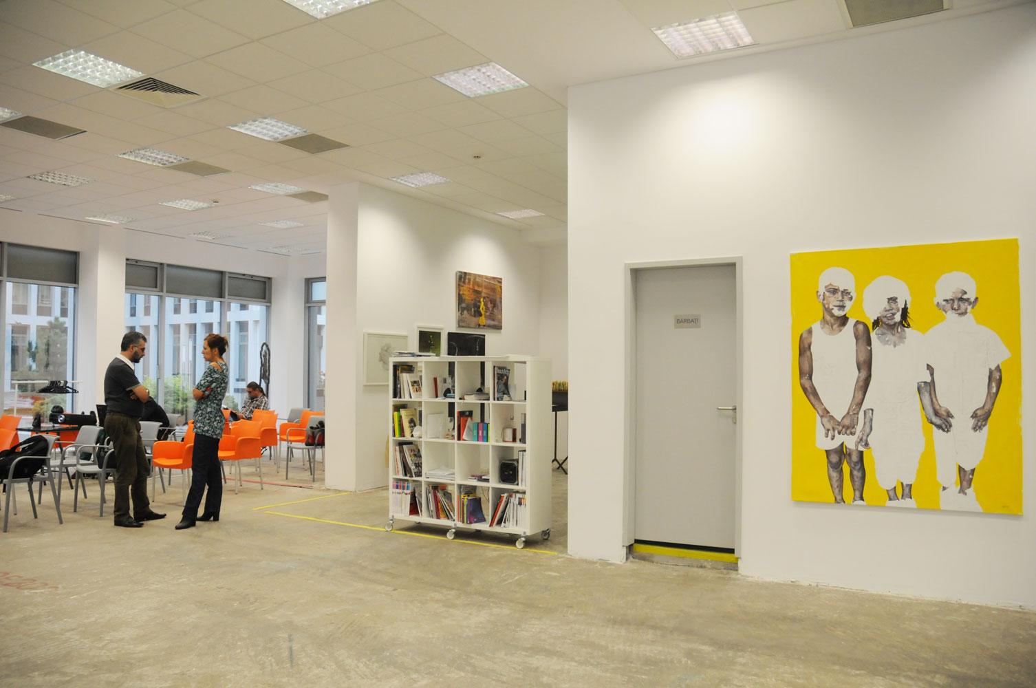 Daniel Brici, solo show Copiii care nu se vad @ Nasui collection & gallery Bucuresti (6)