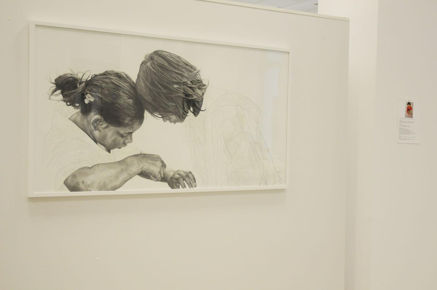 Daniel Brici, solo show Copiii care nu se vad @ Nasui collection & gallery Bucuresti (7)