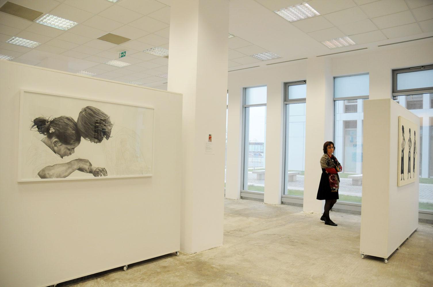 Daniel Brici, solo show Copiii care nu se vad @ Nasui collection & gallery Bucuresti (8)