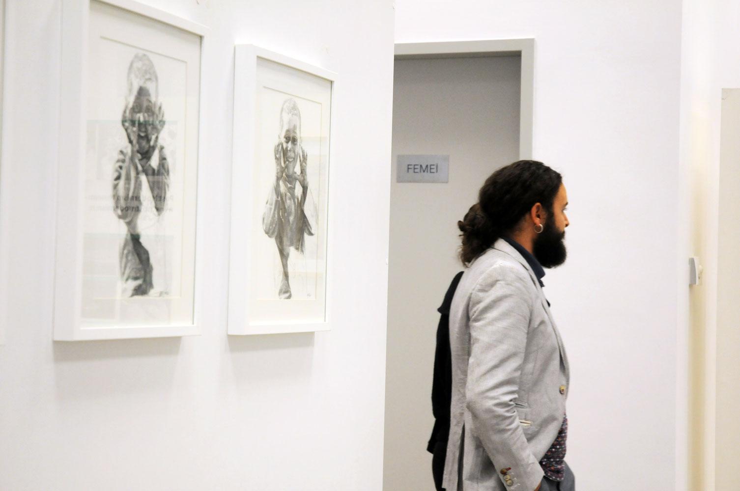 Daniel Brici, solo show Copiii care nu se vad @ Nasui collection & gallery Bucuresti (9)