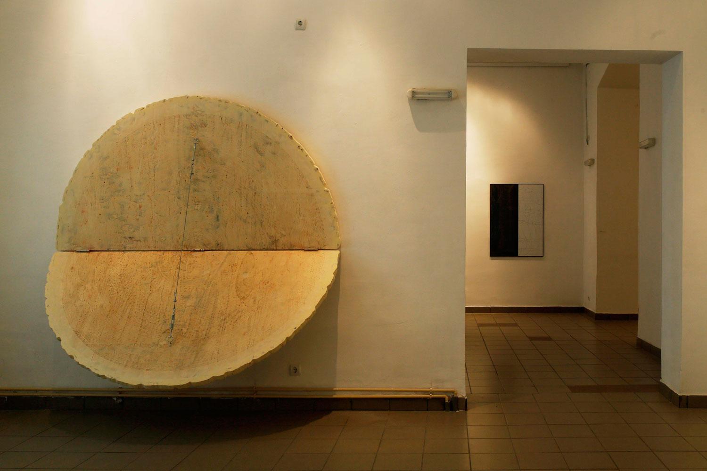 """Darie Dup """"AXIS MUNDI #3"""" @ Muzeul Judeţean Gorj """"Alexandru Ştefulescu"""" (4)"""