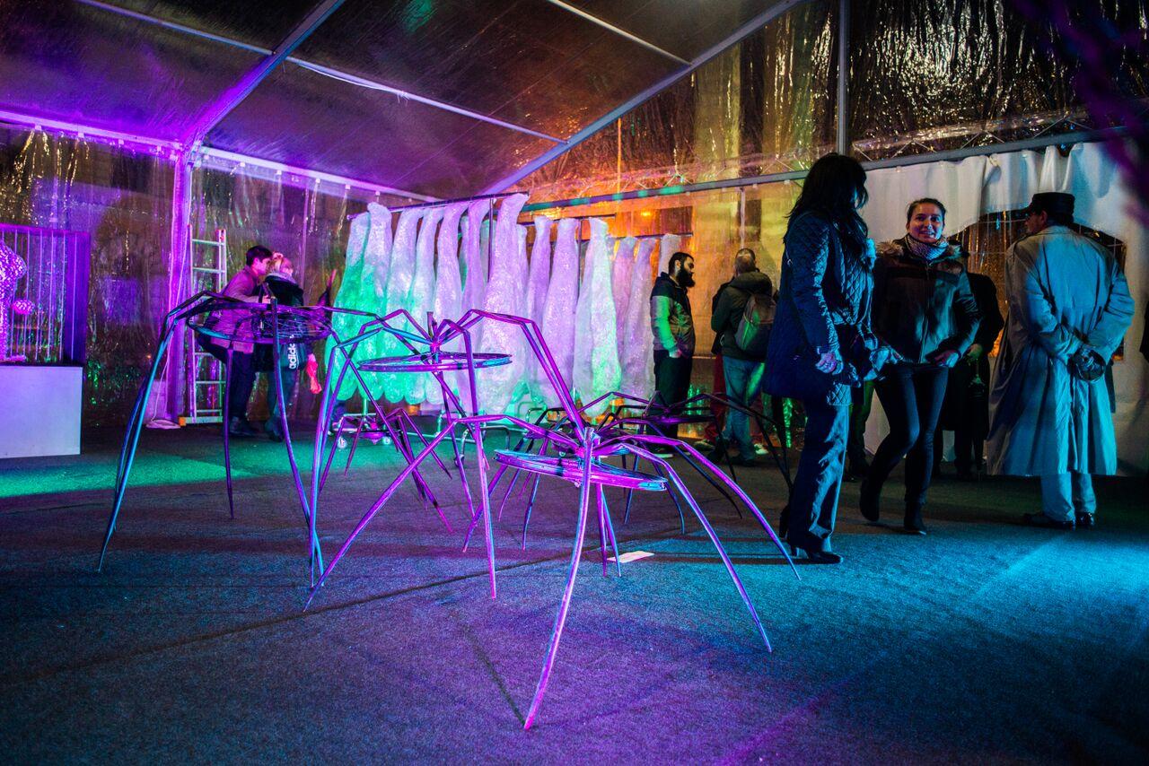 Expoziţie de sculptură şi instalaţie WELCOME (1)