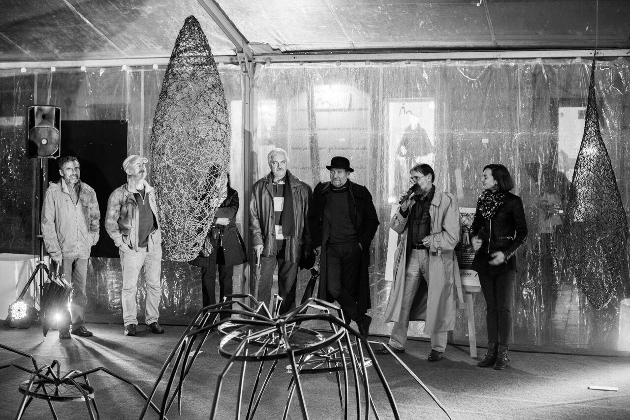 Expoziţie de sculptură şi instalaţie WELCOME (5)