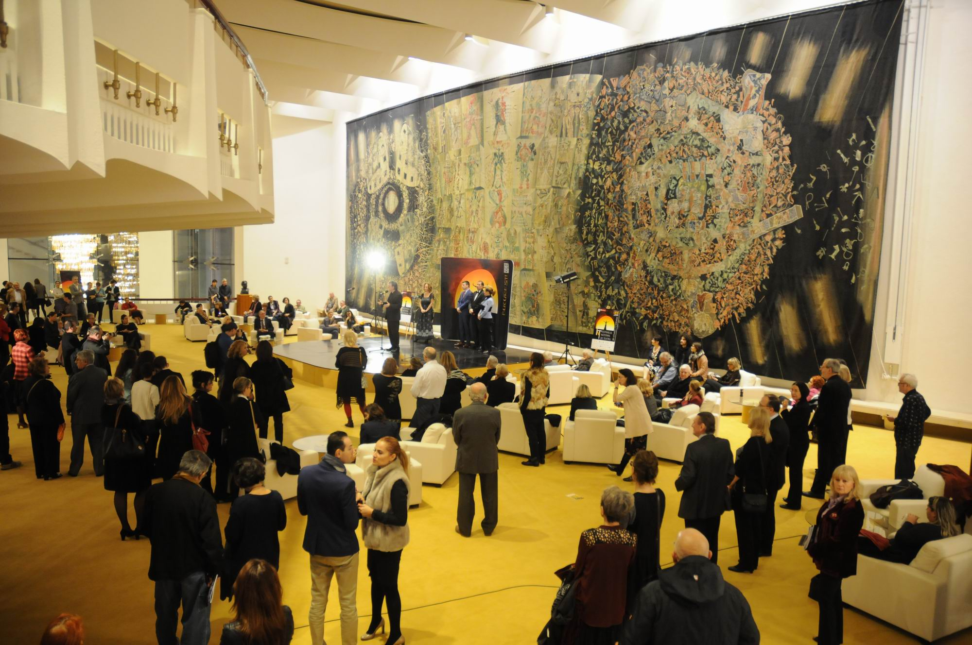 FNT 2015 - deschiderea oficiala TNB foto Lucian Muntean _0011