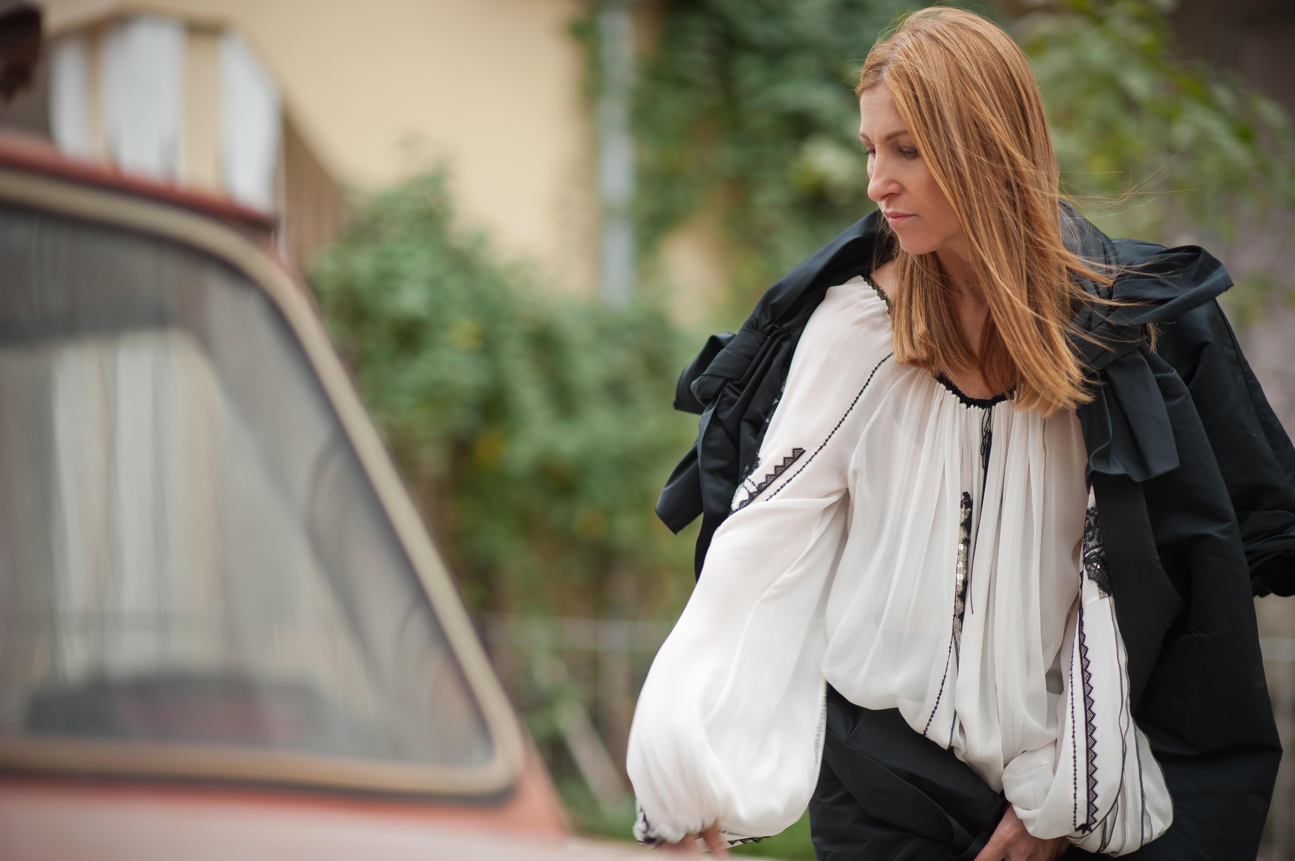 Portret Valentina Vidrascu