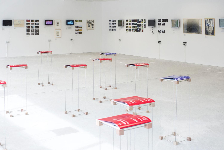 Sigma Cartografia învățării 1969-1983 în cadrul Art Encounters, Timișoara (1)