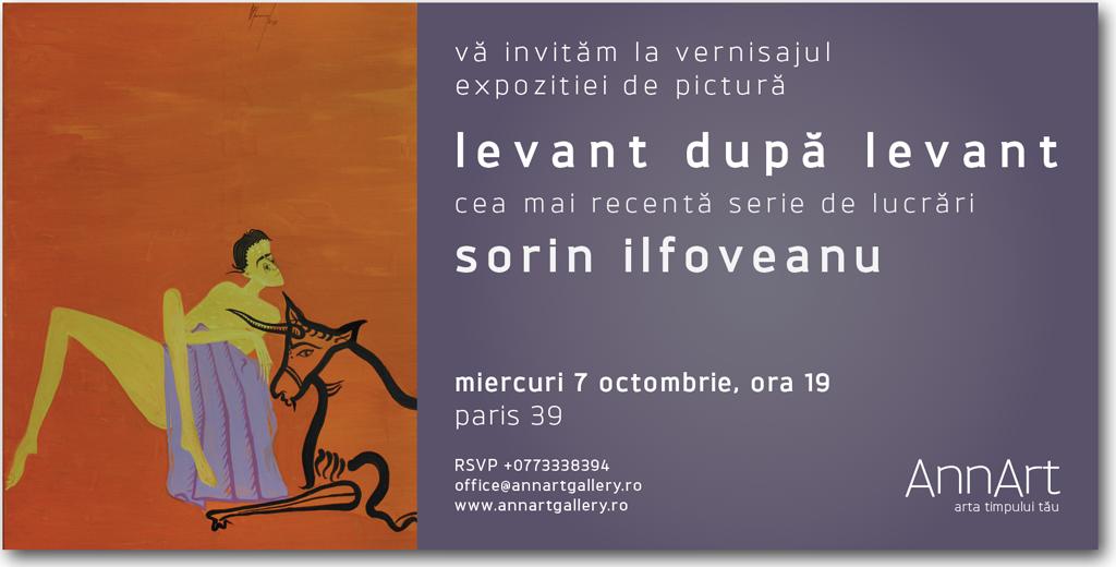 Sorin Ilfoveanu Galeria AnnArt