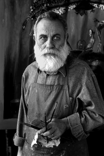 Stefan Caltia portret