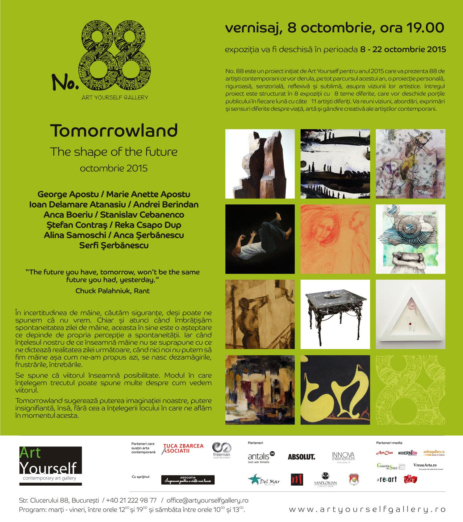 invitatie-Tomorrowland