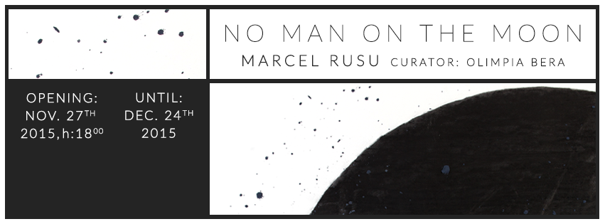 No Man on the Moon by Marcel Rusu @ Visual Kontakt Gallery Cluj-Napoca
