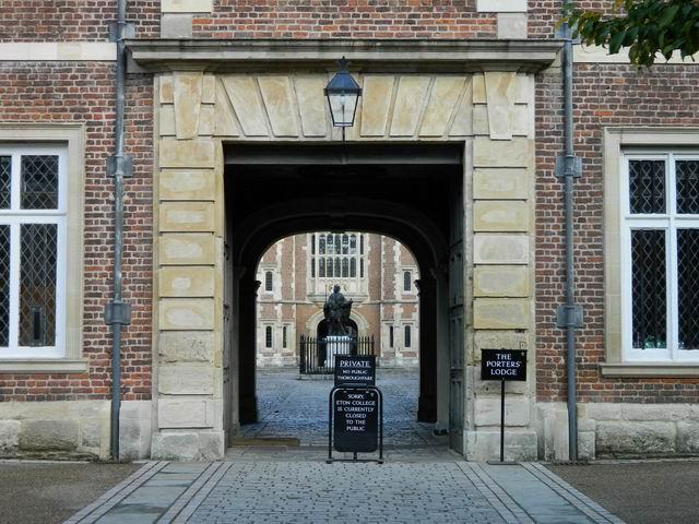 Resize of 32 Colegiul Eton nu este deschis publicului vizitator