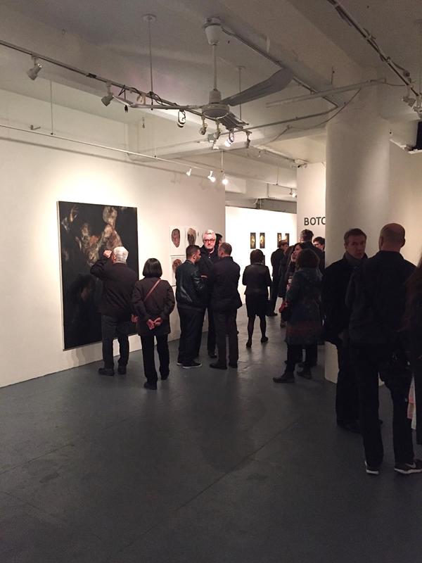 "Reszegh Botond, ""Nightfall"" @ Gallery MC, New York (3)"