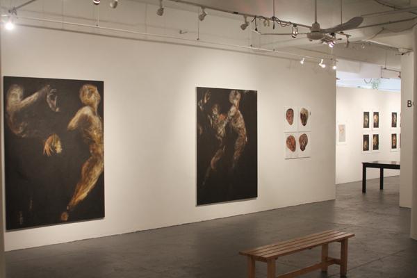 "Reszegh Botond, ""Nightfall"" @ Gallery MC, New York (6)"